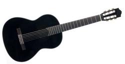 Yamaha C40BL musta