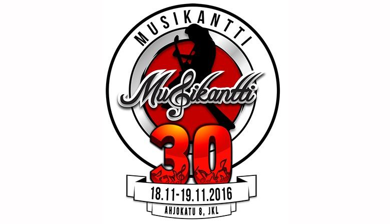Musikantti Oy 30-vuotta