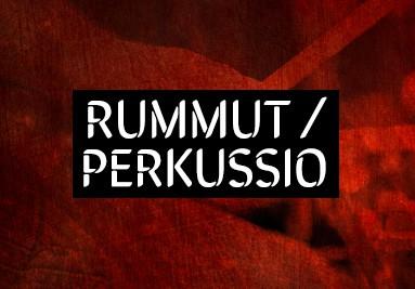 Rummut / Perkussio