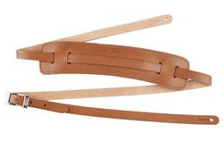FenderSuper DLX Vintage Strap natural