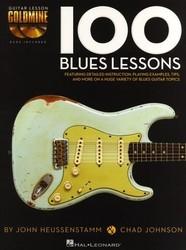 100 Blues Lessons + online audio
