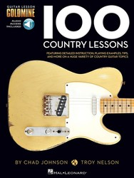 100 Country Lessons + online audio