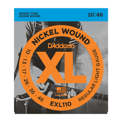 D'Addario 10-46 EXL110