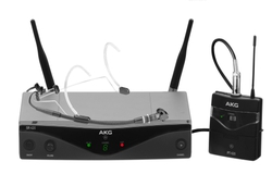 AKG WMS420 Headset/sportset( ISM 614.100-629.900)