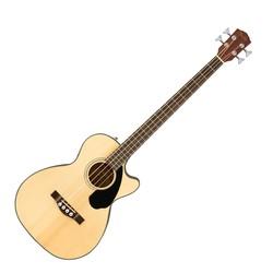 Fender CB-60SCE Nat akustinen basso
