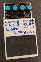 Boss DD-7 Digital Delay (K)