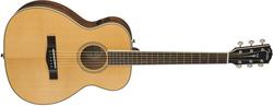 Fender PM-TE Travel guitar, sis Case