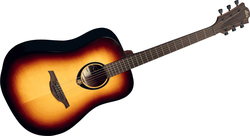 LAG T70D-BRB teräskielinen kitara