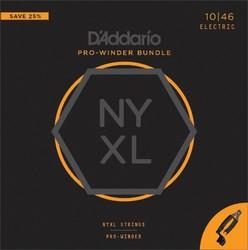 D'Addario NYXL1046 + kieliveivi