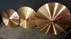 Paiste PST7 set medium (K)