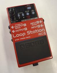 Boss RC-3 loopperi (K)