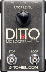 t.c.electronics Ditto Mic Looper
