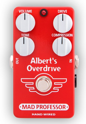 Mad Professor Albert's Overdrive