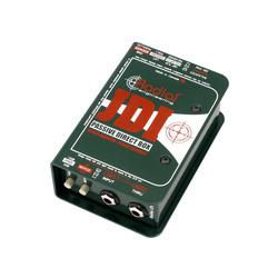 Radial JDI passiivi DI-Box