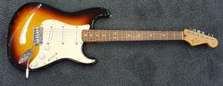 Fender Standard Stratocaster Mexico 2008 (K)