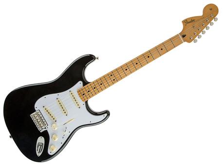 Jimi Hendrix Strat MN BLK