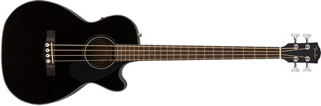 Fender CB-60SCE BLK akustinen basso