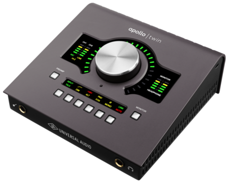 Universal Audio Apollo Twin DUO mkII Heritage Edition