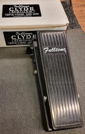 Fulltone Clyde Deluxe Wah (K)