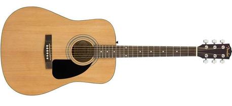 Fender FA-115 Dread Pack natural