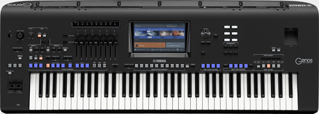 Yamaha Genos Digital Workstation