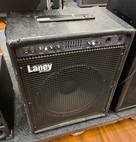 Laney HCM160B bassovahvistin (K)