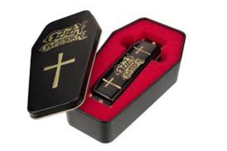 Huuliharppu Hohner Ozzy Osbourne M666