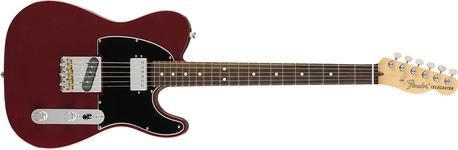 Fender American Performer Tele HUM RW Aubergine