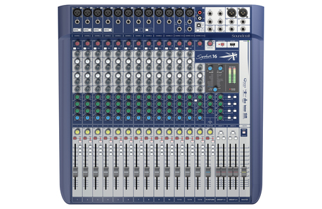 Soundcraft Signature 16  mikseri