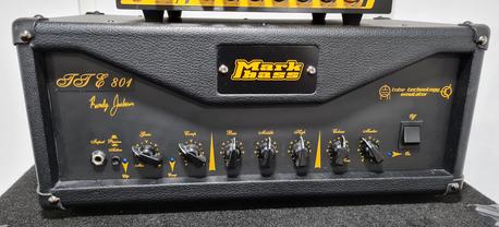 Mark Bass TTE-801 bassonuppi (K)