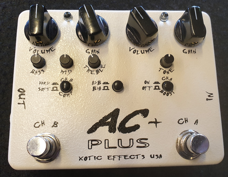 Xotic AC Plus (K)