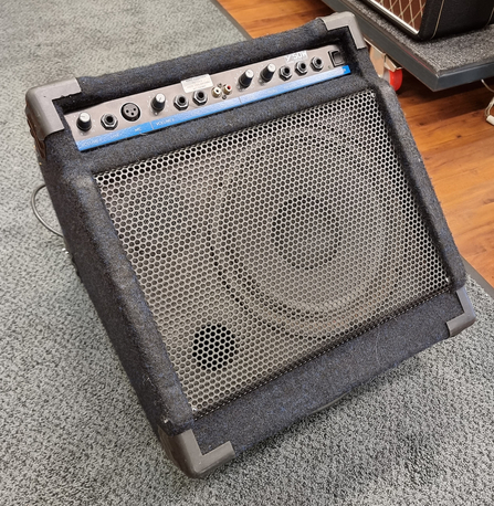 Yorkville 50 Mixer Amp (K)