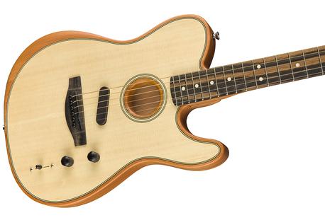 Fender American Acoustasonic Telecaster NAT