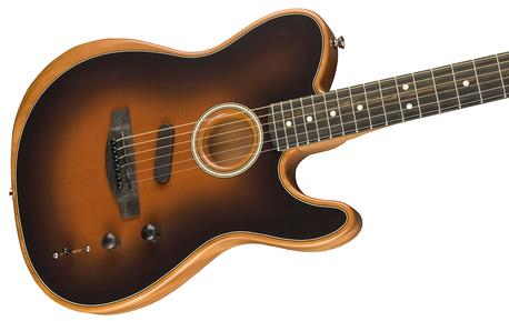 Fender American Acoustasonic Telecaster SB
