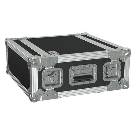 Caymon FCX104/B flightcase 4U, käyttösyvyys 36 cm