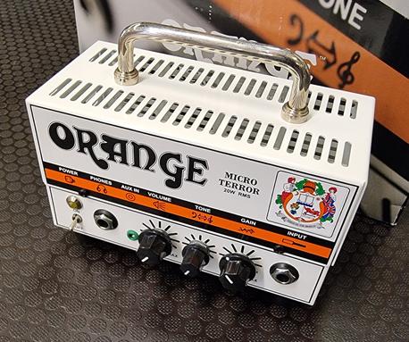Orange Micro Terror head (K)