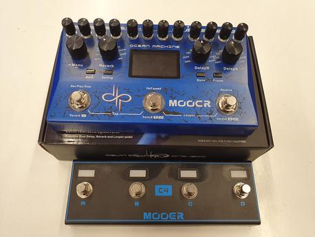 Mooer Ocean Machine + C4 (K)