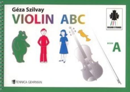 Szilvay Violin ABC Book A